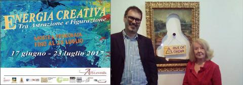 Successo della mostra al Palazzo Albrizzi a Venezia