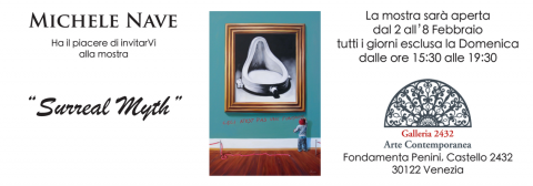 Surreal Myth mostra Venezia